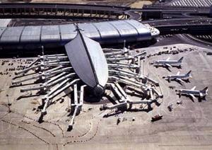 Un terminal dell'aeroporto Charles de Gaulle di Parigi