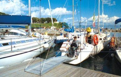 barca a vela accesibile