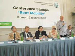 Conferenza Stampa di presentazione del progetto Rent Mobility