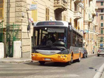 autobus a genova