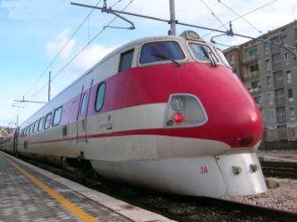 un treno ETR