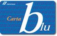 La Carta Blu di Trenitalia