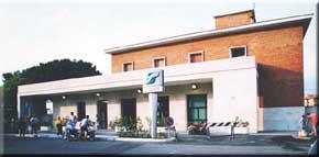 la stazione di Ladispoli