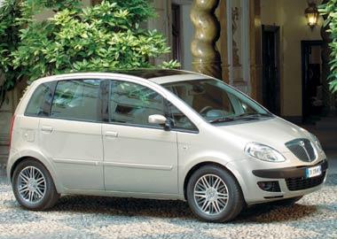 Lancia Musa Design